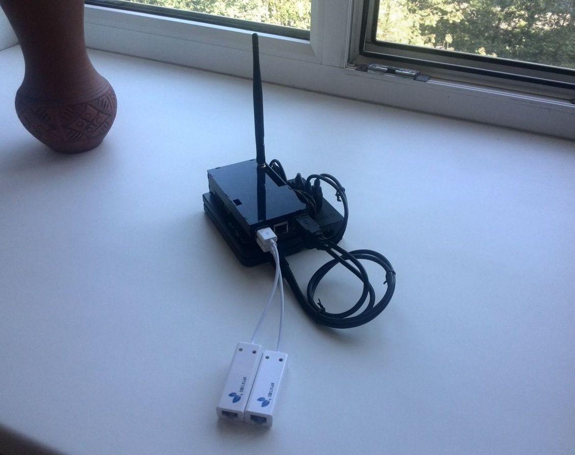 Домашний Роутер-NAS-DC на базе Orange Pi Plus. Часть 1. Введение.